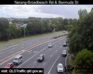 Nerang-Broadbeach Road & Bermuda Street