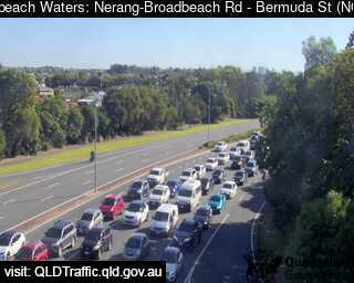 Nerang-Broadbeach Road & Bermuda Street, QLD (Northeast), QLD