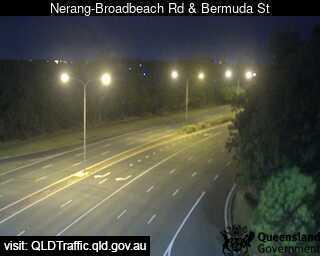 Nerang-Broadbeach Road & Bermuda Street, QLD