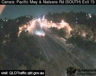 Pacific Motorway & Neilsens Road – Exit 73, QLD