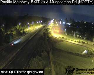 Pacific Motorway & Mudgeeraba Road – Exit 79