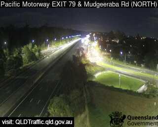 Pacific Motorway & Mudgeeraba Road – Exit 79