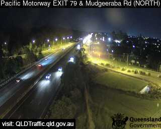 Pacific Motorway & Mudgeeraba Road – Exit 79, QLD (Northwest), QLD