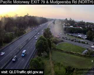 Pacific Motorway & Mudgeeraba Road – Exit 79, QLD