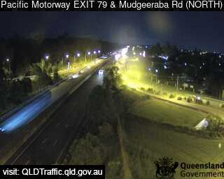 Pacific Motorway & Mudgeeraba Road – Exit 79, QLD