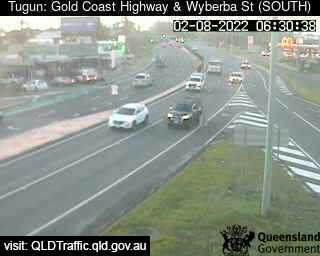 Gold Coast Highway & Wyberba Street, QLD (Southeast), QLD