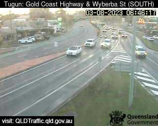 Gold Coast Highway & Wyberba Street, QLD (Southeast), QLD