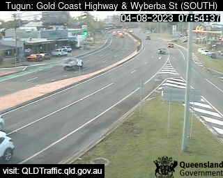 Gold Coast Highway & Wyberba Street