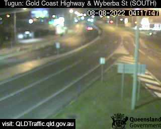 Gold Coast Highway & Wyberba Street, QLD