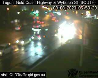 Gold Coast Highway & Wyberba Street, QLD