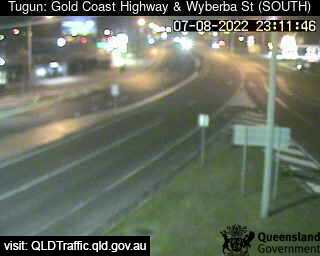 Gold Coast Highway & Wyberba Street