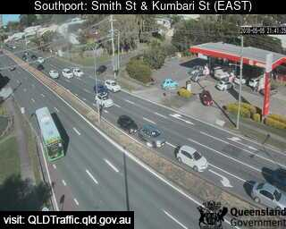 Smith Street and Kumbari Street