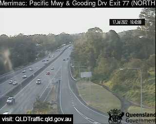 Pacific Motorway & Gooding Drive – Exit 77