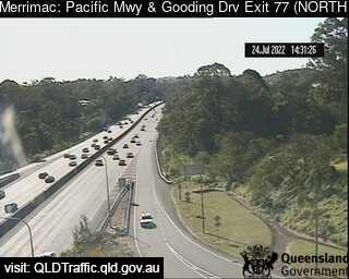 Pacific Motorway & Gooding Drive – Exit 77, QLD (Northwest), QLD