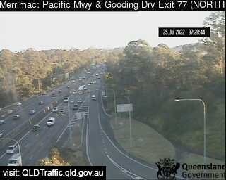 Pacific Motorway & Gooding Drive – Exit 77, QLD