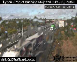 Port of Brisbane Motorway & Luke Street