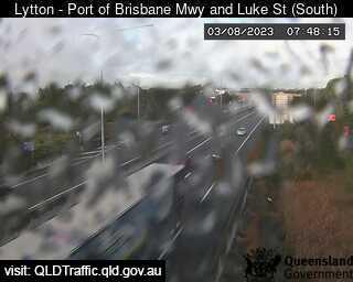 Port of Brisbane Motorway & Luke Street, QLD (South), QLD