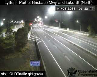 Port of Brisbane Motorway & Luke Street, QLD