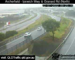 Ipswich Motorway, QLD