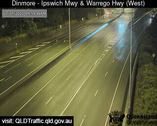 Ipswich Motorway & Warrego Highway