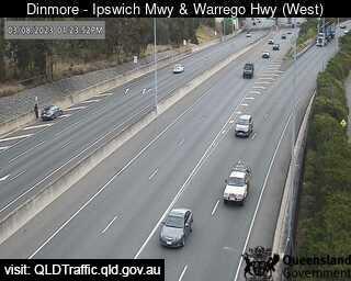 Ipswich Motorway & Warrego Highway, QLD