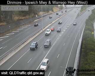 Ipswich Motorway & Warrego Highway, QLD (West), QLD