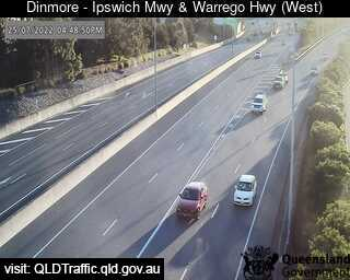 Ipswich Motorway & Warrego Highway, QLD (West), QLD