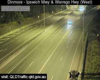 Ipswich Motorway & Warrego Highway, QLD