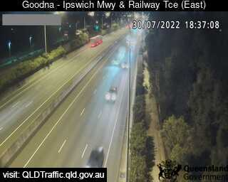 Ipswich Motorway & Railway Terrace, QLD (Southeast), QLD