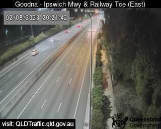 Ipswich Motorway & Railway Terrace
