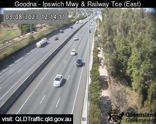 Ipswich Motorway & Railway Terrace, QLD