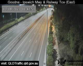 Ipswich Motorway & Railway Terrace, QLD (Southeast), QLD