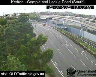 Webcam at Gympie Rd and Stafford Rd Kedron