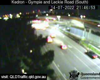 Gympie Road & Leckie Road