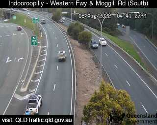 Western Freeway & Moggill Road