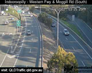 Western Freeway & Moggill Road, QLD (South), QLD