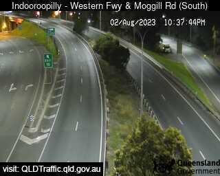 Western Freeway & Moggill Road, QLD (South), QLD