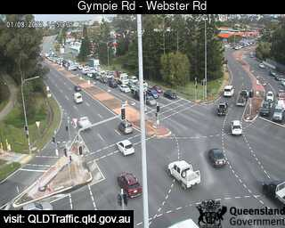 Gympie Road & Webster Road