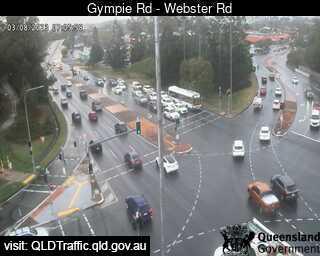 Gympie Road & Webster Road