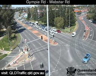 Gympie Road & Webster Road, QLD