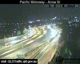 Pacific Motorway & Arrow Street, QLD (Northwest), QLD