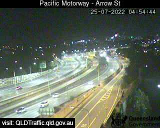 Pacific Motorway & Arrow Street, QLD (Northwest), QLD