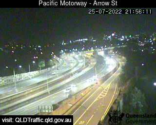 Pacific Motorway & Arrow Street Woolloongabba, QLD