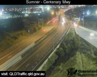 Centenary Motorway at Sumner Road Off-Ramp, QLD