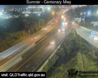 Centenary Motorway at Sumner Road Off-Ramp, QLD (South), QLD