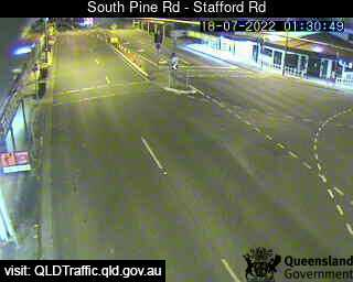 Webcam at South Pine Road - Stafford Road Everton Park