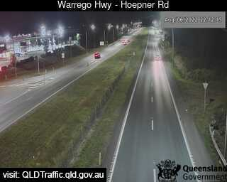 Webcam at Warrego Highway - Queensborough Parade Karalee