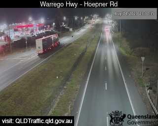 Warrego Highway near Hoepner Road, QLD (West), QLD