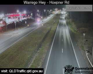 Warrego Highway near Hoepner Road