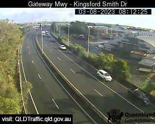 Gateway Motorway & Kingsford Smith Drive, QLD (North), QLD